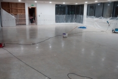 Before we carried out any work at UKFast in Manchester.